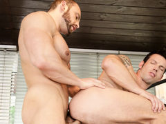 Buff Boys #02, Scene #02 mature gay