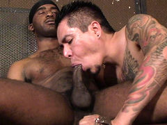 Diego Sanchez & Dirty Dee mature gay