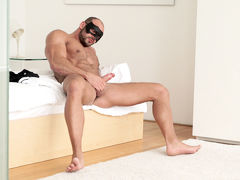 Guest Room Porn, Scene #01 mature gay