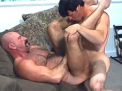 Two Men Suck & Fuck Each Other Incredibly Hard
