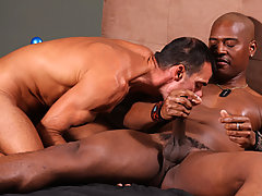 Gay Bareback Mark Mann & Rod Rockhard