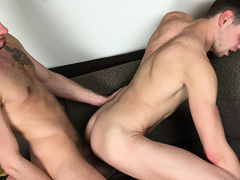 Michael Brinks & Jake Matthews BAREBACK in Dayton mature gay