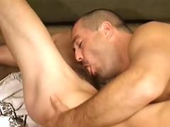 Lovely students try gay sex in dorm