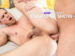 Couple of Show-Offs mature gay
