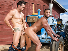 Saddle Up, Scene 05 mature gay