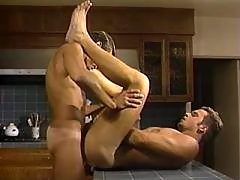 Asians throating and making assfuck